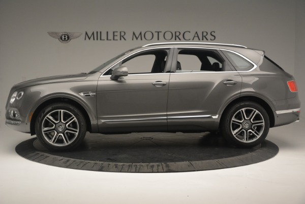 New 2018 Bentley Bentayga W12 Activity for sale Sold at Bugatti of Greenwich in Greenwich CT 06830 3
