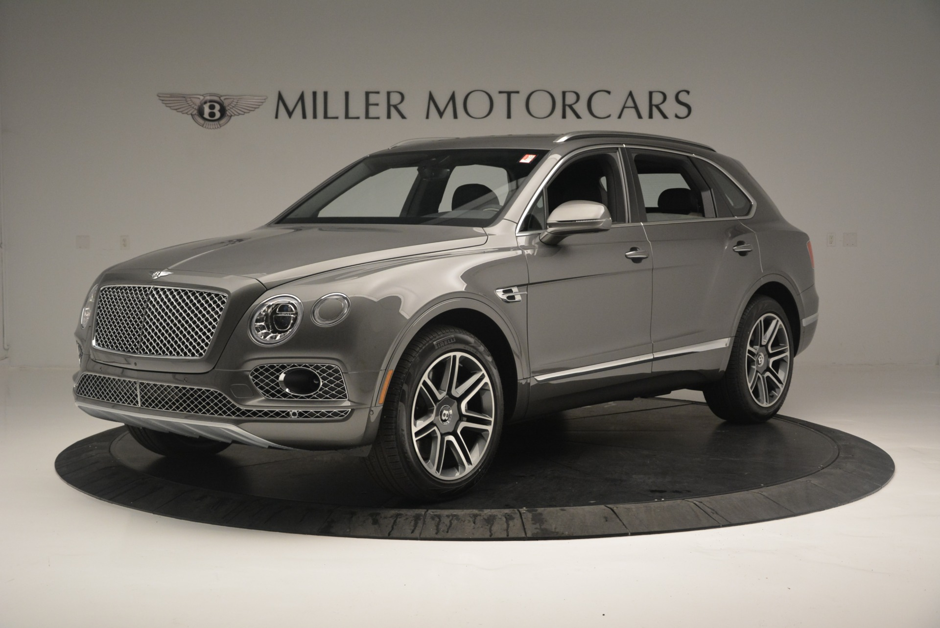 New 2018 Bentley Bentayga W12 Activity for sale Sold at Bugatti of Greenwich in Greenwich CT 06830 1