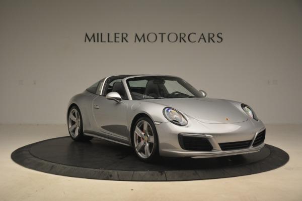 Used 2017 Porsche 911 Targa 4S for sale Sold at Bugatti of Greenwich in Greenwich CT 06830 11