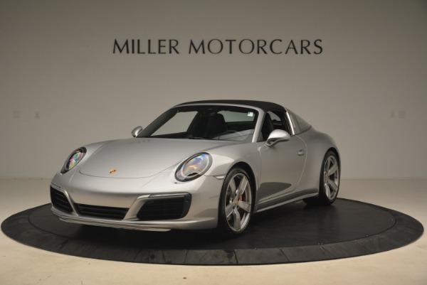 Used 2017 Porsche 911 Targa 4S for sale Sold at Bugatti of Greenwich in Greenwich CT 06830 13
