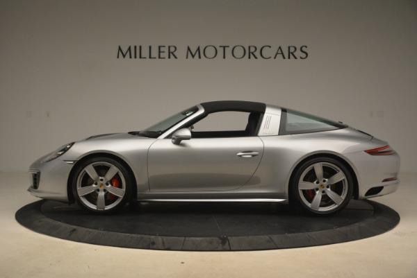 Used 2017 Porsche 911 Targa 4S for sale Sold at Bugatti of Greenwich in Greenwich CT 06830 15