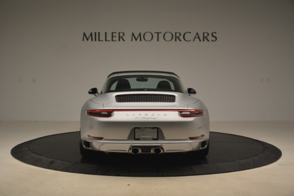 Used 2017 Porsche 911 Targa 4S for sale Sold at Bugatti of Greenwich in Greenwich CT 06830 18