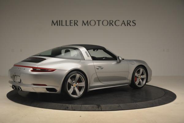 Used 2017 Porsche 911 Targa 4S for sale Sold at Bugatti of Greenwich in Greenwich CT 06830 20