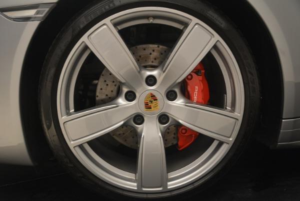 Used 2017 Porsche 911 Targa 4S for sale Sold at Bugatti of Greenwich in Greenwich CT 06830 26
