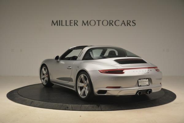 Used 2017 Porsche 911 Targa 4S for sale Sold at Bugatti of Greenwich in Greenwich CT 06830 5