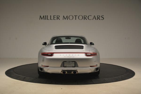 Used 2017 Porsche 911 Targa 4S for sale Sold at Bugatti of Greenwich in Greenwich CT 06830 6