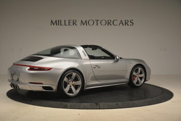 Used 2017 Porsche 911 Targa 4S for sale Sold at Bugatti of Greenwich in Greenwich CT 06830 8