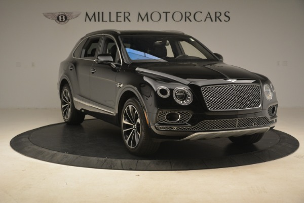 Used 2017 Bentley Bentayga W12 for sale Sold at Bugatti of Greenwich in Greenwich CT 06830 12