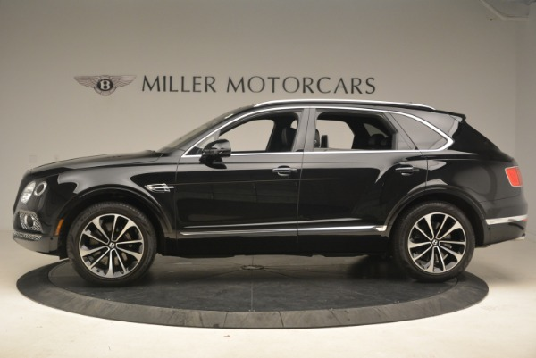 Used 2017 Bentley Bentayga W12 for sale Sold at Bugatti of Greenwich in Greenwich CT 06830 4
