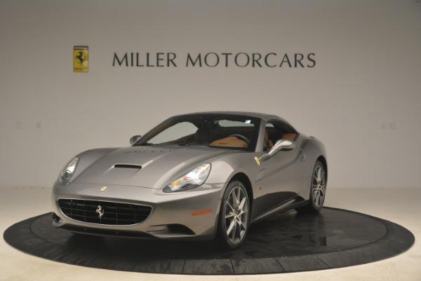 Used 2012 Ferrari California for sale Sold at Bugatti of Greenwich in Greenwich CT 06830 13