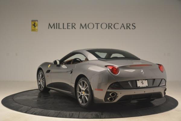 Used 2012 Ferrari California for sale Sold at Bugatti of Greenwich in Greenwich CT 06830 17
