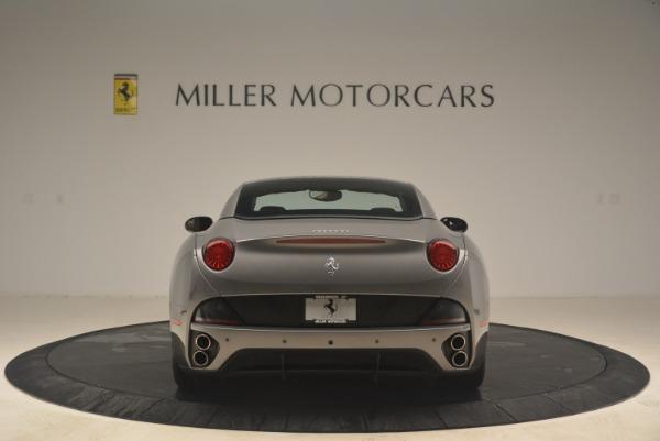 Used 2012 Ferrari California for sale Sold at Bugatti of Greenwich in Greenwich CT 06830 18