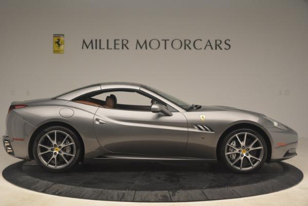 Used 2012 Ferrari California for sale Sold at Bugatti of Greenwich in Greenwich CT 06830 21