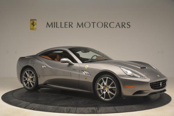 Used 2012 Ferrari California for sale Sold at Bugatti of Greenwich in Greenwich CT 06830 22