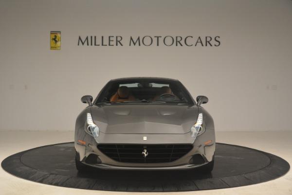 Used 2015 Ferrari California T for sale Sold at Bugatti of Greenwich in Greenwich CT 06830 24