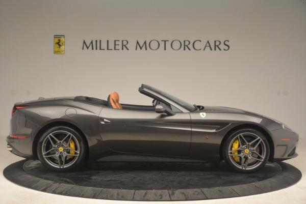 Used 2015 Ferrari California T for sale Sold at Bugatti of Greenwich in Greenwich CT 06830 9