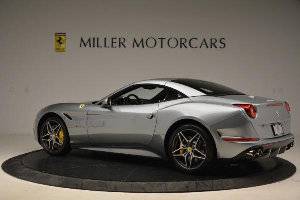 Used 2018 Ferrari California T for sale Sold at Bugatti of Greenwich in Greenwich CT 06830 16