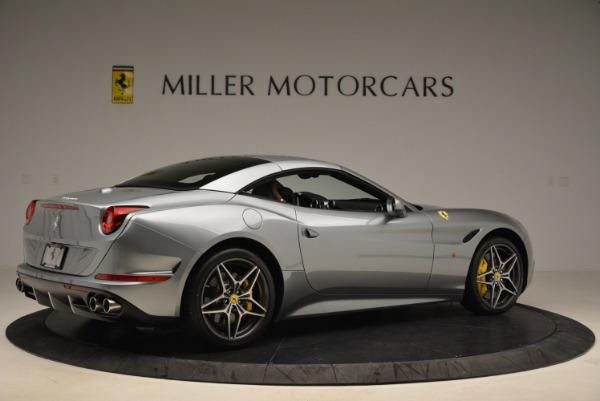 Used 2018 Ferrari California T for sale Sold at Bugatti of Greenwich in Greenwich CT 06830 20