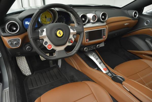 Used 2018 Ferrari California T for sale Sold at Bugatti of Greenwich in Greenwich CT 06830 25