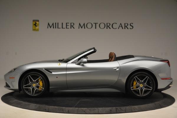 Used 2018 Ferrari California T for sale Sold at Bugatti of Greenwich in Greenwich CT 06830 3