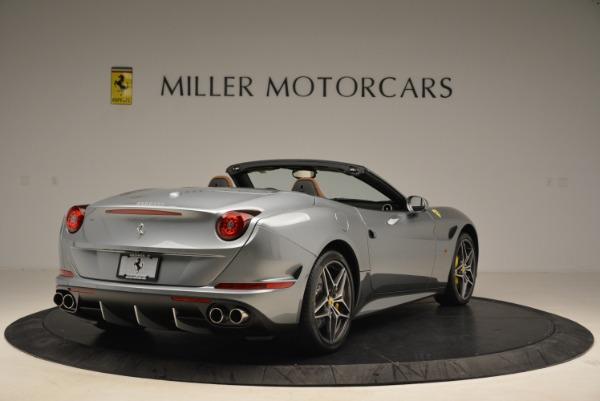Used 2018 Ferrari California T for sale Sold at Bugatti of Greenwich in Greenwich CT 06830 7
