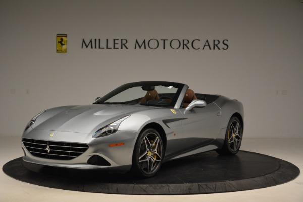 Used 2018 Ferrari California T for sale Sold at Bugatti of Greenwich in Greenwich CT 06830 1