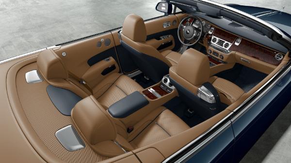 New 2018 Rolls-Royce Dawn for sale Sold at Bugatti of Greenwich in Greenwich CT 06830 4
