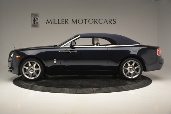 New 2018 Rolls-Royce Dawn for sale Sold at Bugatti of Greenwich in Greenwich CT 06830 10