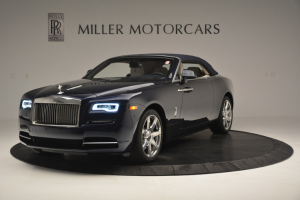 New 2018 Rolls-Royce Dawn for sale Sold at Bugatti of Greenwich in Greenwich CT 06830 9