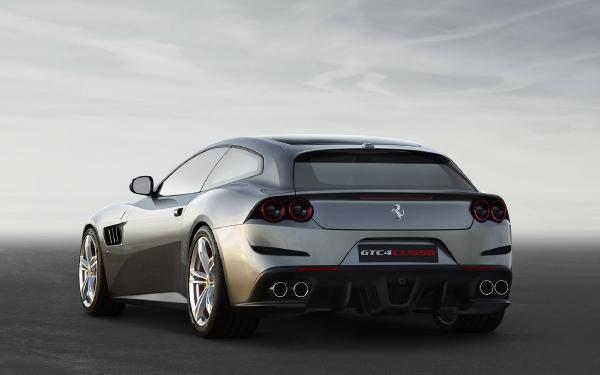 New 2020 Ferrari GTC4LUSSO for sale Call for price at Bugatti of Greenwich in Greenwich CT 06830 2