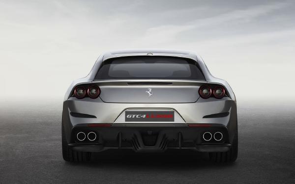 New 2020 Ferrari GTC4LUSSO for sale Call for price at Bugatti of Greenwich in Greenwich CT 06830 3