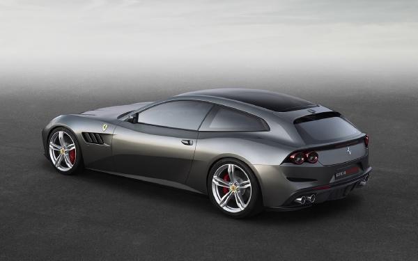 New 2020 Ferrari GTC4LUSSO for sale Call for price at Bugatti of Greenwich in Greenwich CT 06830 4