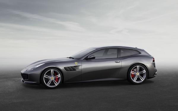 New 2020 Ferrari GTC4LUSSO for sale Call for price at Bugatti of Greenwich in Greenwich CT 06830 6