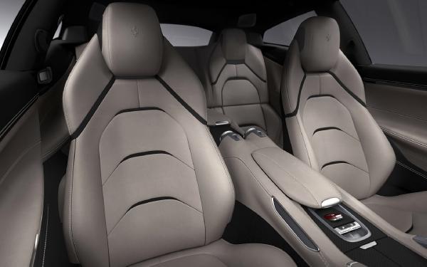 New 2020 Ferrari GTC4LUSSO for sale Call for price at Bugatti of Greenwich in Greenwich CT 06830 7