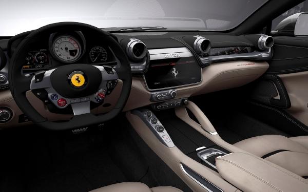 New 2020 Ferrari GTC4LUSSO for sale Call for price at Bugatti of Greenwich in Greenwich CT 06830 9