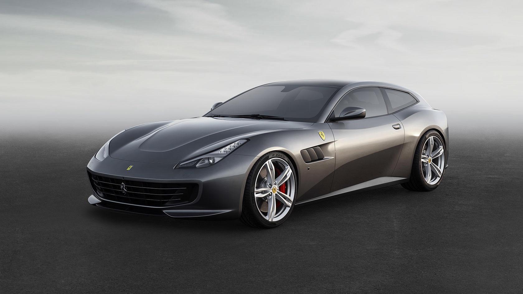 New 2020 Ferrari GTC4LUSSO for sale Call for price at Bugatti of Greenwich in Greenwich CT 06830 1