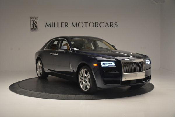 Used 2015 Rolls-Royce Ghost for sale Sold at Bugatti of Greenwich in Greenwich CT 06830 11