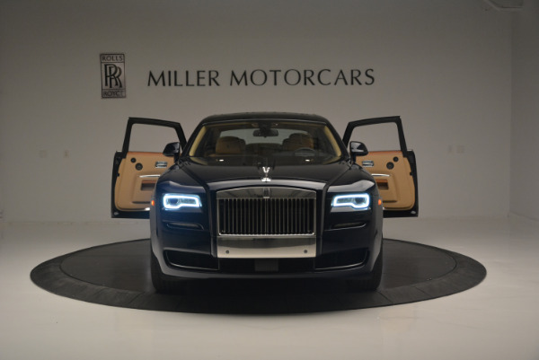 Used 2015 Rolls-Royce Ghost for sale Sold at Bugatti of Greenwich in Greenwich CT 06830 13
