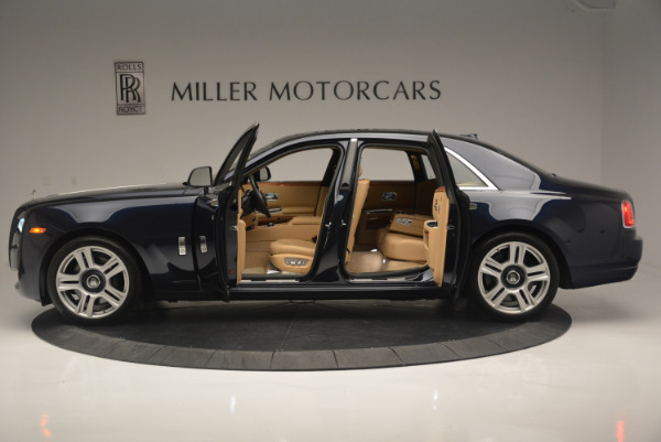 Used 2015 Rolls-Royce Ghost for sale Sold at Bugatti of Greenwich in Greenwich CT 06830 16
