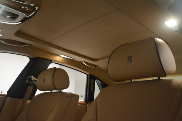 Used 2015 Rolls-Royce Ghost for sale Sold at Bugatti of Greenwich in Greenwich CT 06830 19