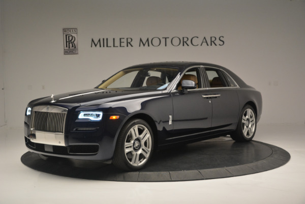 Used 2015 Rolls-Royce Ghost for sale Sold at Bugatti of Greenwich in Greenwich CT 06830 2