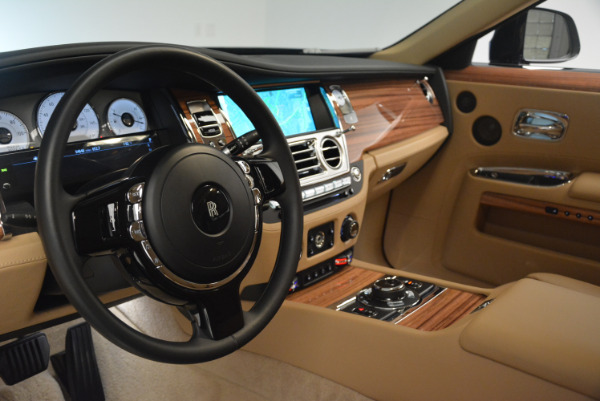 Used 2015 Rolls-Royce Ghost for sale Sold at Bugatti of Greenwich in Greenwich CT 06830 20