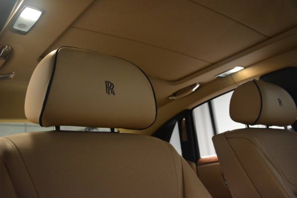 Used 2015 Rolls-Royce Ghost for sale Sold at Bugatti of Greenwich in Greenwich CT 06830 25