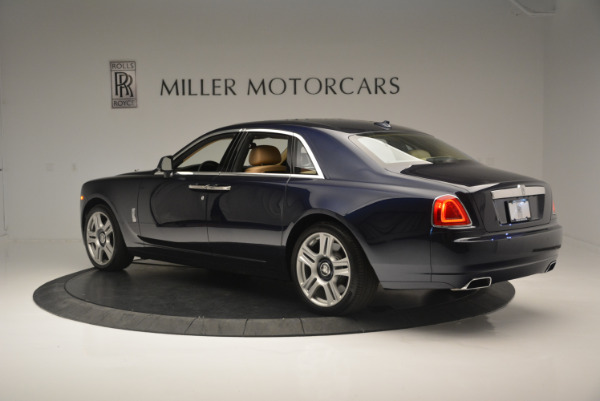 Used 2015 Rolls-Royce Ghost for sale Sold at Bugatti of Greenwich in Greenwich CT 06830 4