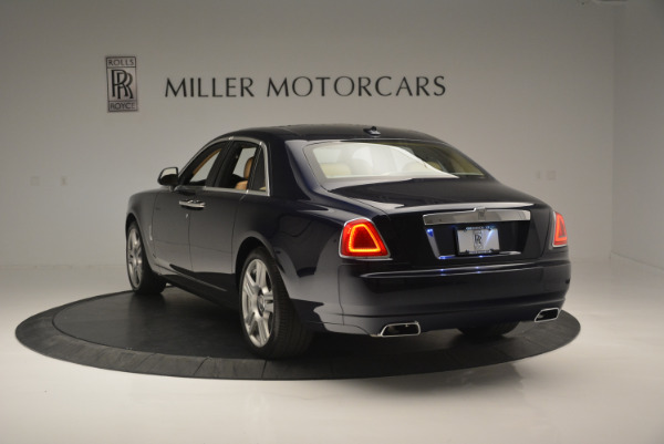Used 2015 Rolls-Royce Ghost for sale Sold at Bugatti of Greenwich in Greenwich CT 06830 5