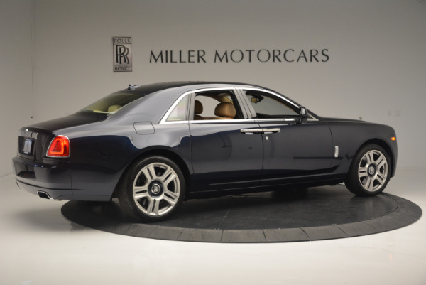Used 2015 Rolls-Royce Ghost for sale Sold at Bugatti of Greenwich in Greenwich CT 06830 8