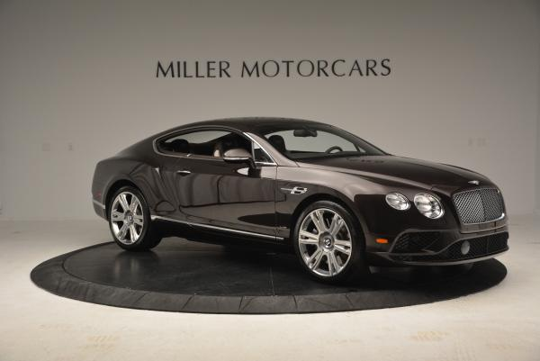 Used 2016 Bentley Continental GT W12 for sale Sold at Bugatti of Greenwich in Greenwich CT 06830 10