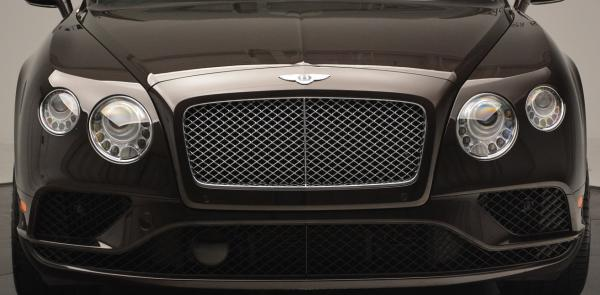 Used 2016 Bentley Continental GT W12 for sale Sold at Bugatti of Greenwich in Greenwich CT 06830 13