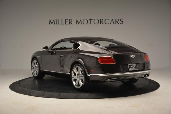 Used 2016 Bentley Continental GT W12 for sale Sold at Bugatti of Greenwich in Greenwich CT 06830 5