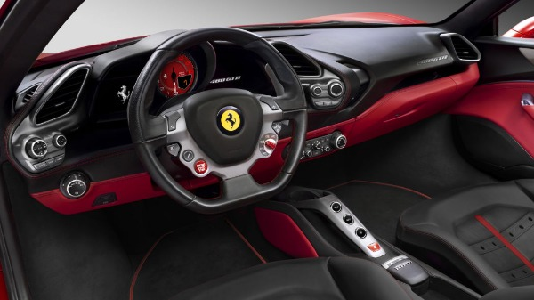 New 2019 Ferrari 488 GTB for sale Sold at Bugatti of Greenwich in Greenwich CT 06830 6